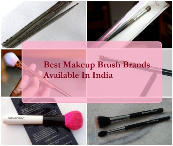 10 Makeup Brush Brands Available In India