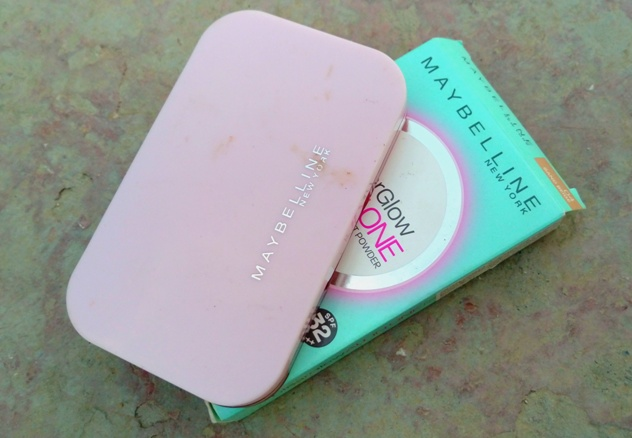 Maybelline clear glow all in one fairness compact powder review photos (1)