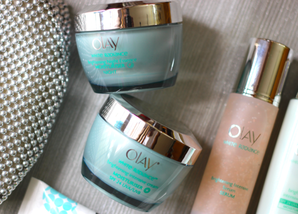 Olay White Radiance Brightening Intensive Cream SPF 24