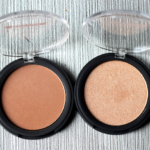 Faces Ultime Pro Illuminating & Bronzing Powder Review Swatches Photos