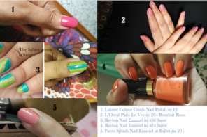 Top 10 Affordable Summer Monsoon Nail Polishes