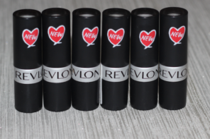 Revlon Matte Lipsticks – Terracotta Pink, Fabulous Fig, Matte Brownie, Spicy Red, Lavender Chill, Matte Wine