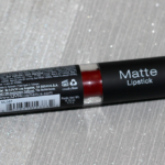NYX Alabama Matte Lipstick Review Photos Swatches