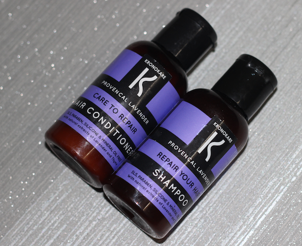 Kronokare Care To Repair Shampoo Conditioner