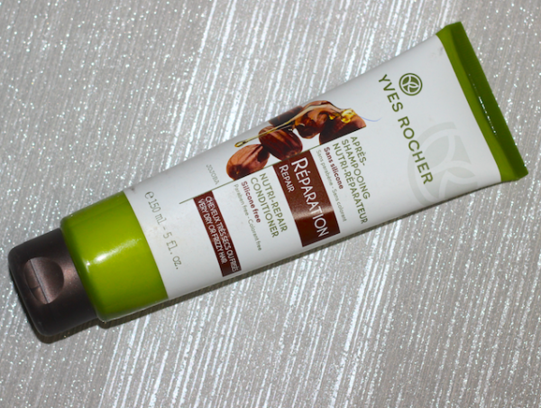 Yves Rocher Nutri Repair Conditioner, Colour Protection Spray Review