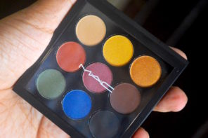 MAC Light Festival Eyeshadow Palette Review – Diwali Lights Collection