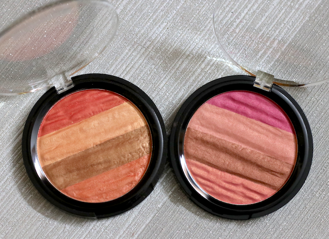 Lakme Absolute Illuminating Shimmer Brick Coral, Pink Review swatches Photos