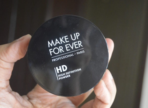 Makeup Forever HD High Definition Powder Review Photos Price