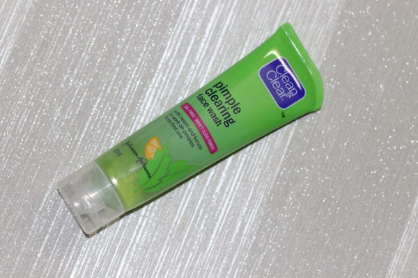 Clean & Clear Pimple Clearing Face Wash Review Photos Price