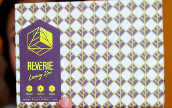 November Reverie Luxury Box - Review Unboxing