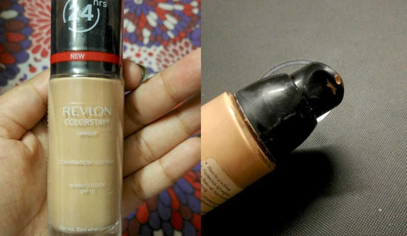 Revlon Colorstay Makeup Foundation 24hrs Review Photos Price