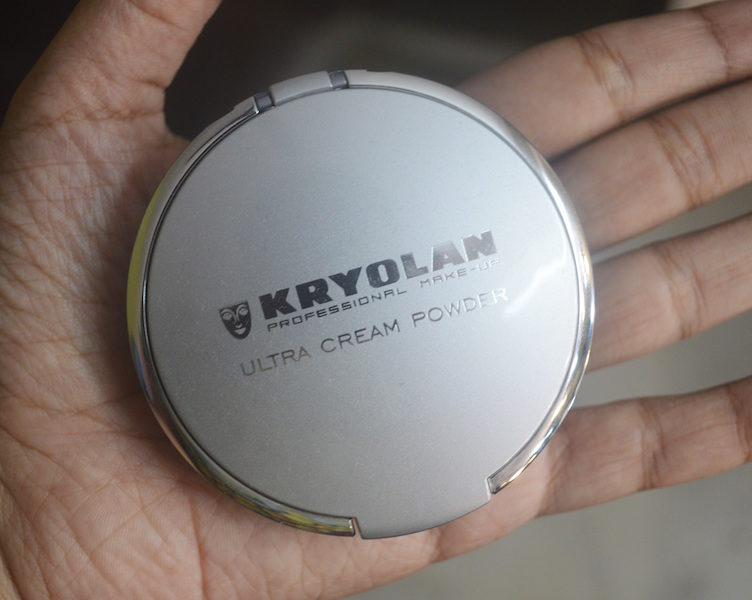 Kryolan Ultra Cream Powder Review Photos Price