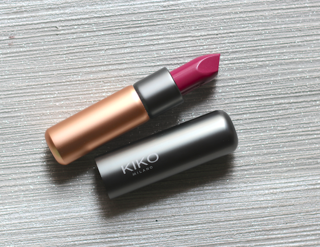 Kiko 314 Velvet Passion Matte Lipstick Review Photos Swatches