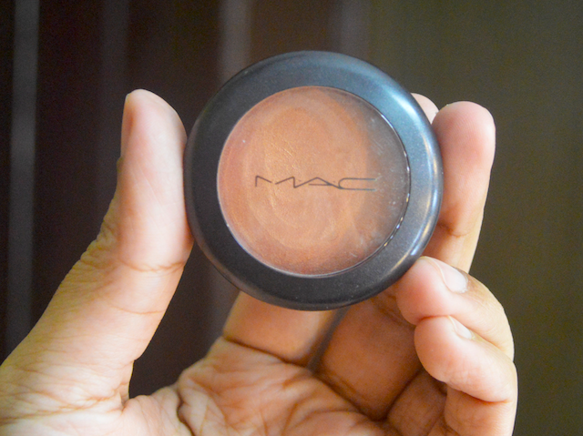 MAC Improper Copper Cream Color Base Review Swatches Photos