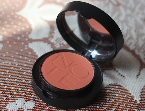 Note Desert Rose (05) Luminous Silk Compact Blusher Review Price
