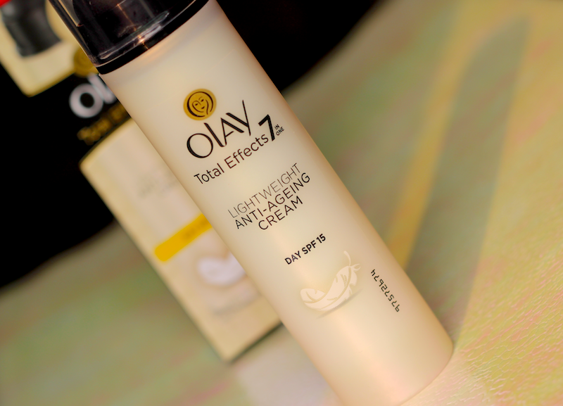 Olay Total Effects Light Weight Anti Ageing Cream Review Photos Price