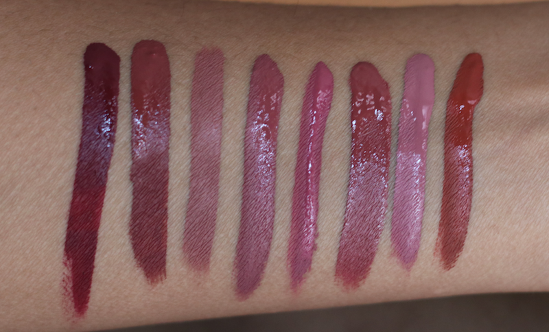 Colourpop Ultra Matte Lip Notion, Beeper, Rooch, Lumiere2, Stingraye, Tulle, Viper, Barracuda, Love Bug