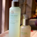 The Face Shop Chia Seed Moisture Recharge Serum & Soothing Mist Toner Review