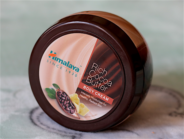 Himalaya Rich Cocoa Butter Body Cream review price photos