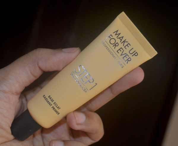 Make Up For Ever Radiant Primer Step 1 Skin Equalizer Review Price Photos