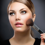 How To Make Round Face Look Thinner With Makeup