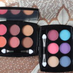 Lakme French Rose & Royal Persia Absolute Illuminating Eyeshadow Palette Review