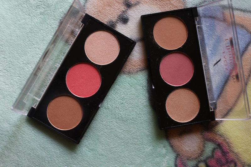 Faces Ultime Pro Face Palette Fresh, Glow Review Swatches Photos Price