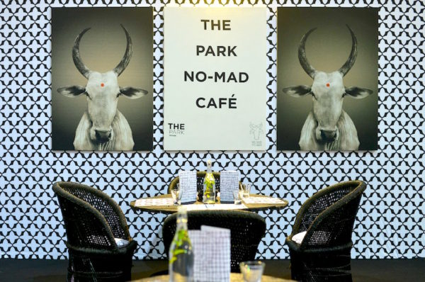 The Park No-Mad Café at India Design ID 2017 Experience