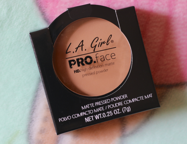 L.A. Girl Pro Face HD Matte Pressed Powder Review Swatches Photos Price
