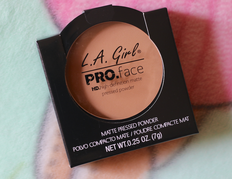 L.A. Girl Pro Face HD Matte Pressed Powder Review Swatches Photos ...
