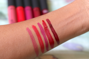 The Body Shop Matte Lip Liquid Review Swatches Photos Price Dupes