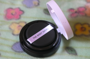 The Body Shop Fresh Nude Cushion Foundation Wanaka Honey Review