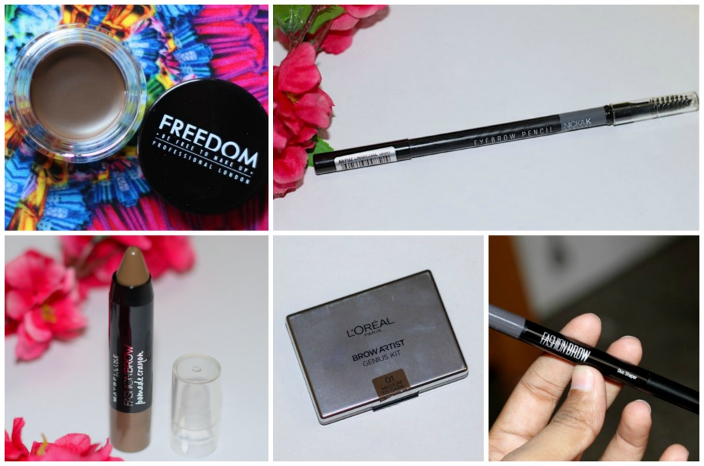 10 Best Eyebrow Products Available In India Brandsbe Beautilicious