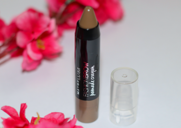 Maybelline Fashion Brow Pomade Crayon Review Swatches Photos