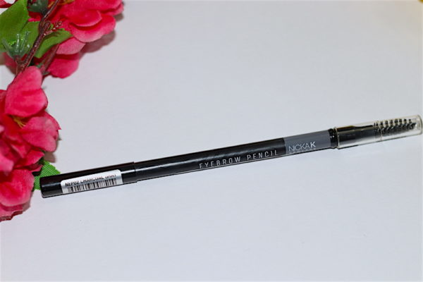 Nicka K Eyebrow Wood Pencil Charcoal Gray Review Price Photos