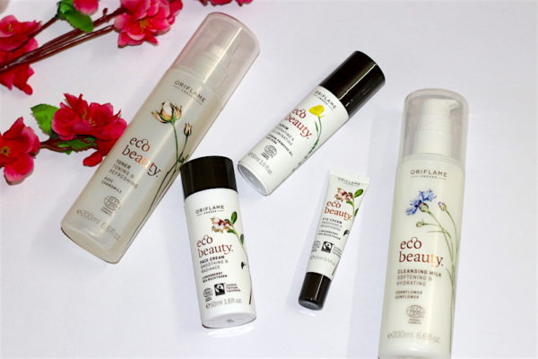 Oriflame Eco Beauty Skincare Line Review Price Photos