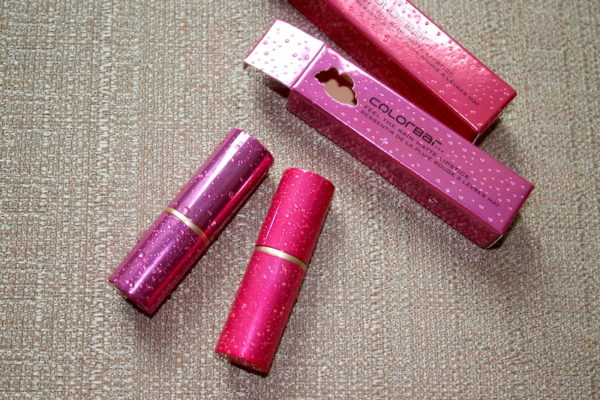 Colorbar Hail, Shower Feel The Rain Matte Lipstick Review Swatches Photos