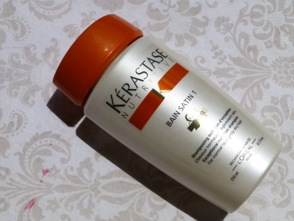 Kerastase Bain Satin 1 Shampoo Review Photos Price