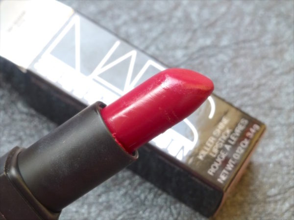 NARS No Shame Killer Shine Lipstick Review Swatches Photos