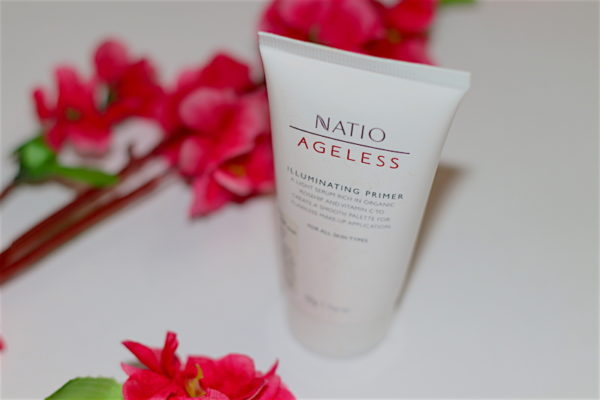Natio Ageless Illuminating Primer Review Price Photos