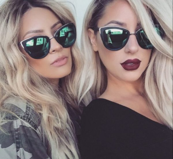 5 Sunglass Styles You Ought To Try Out This Summer Cat eye sunglasses
