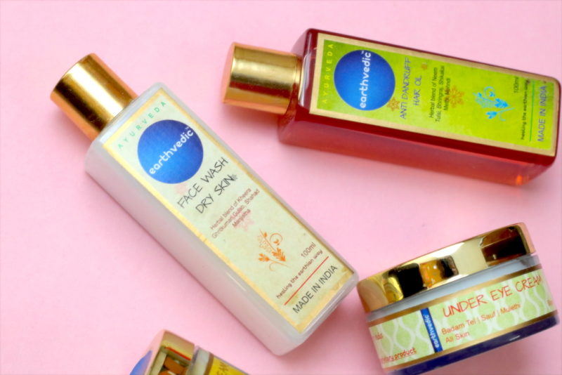 Earthvedic Face Wash For Dry Skin
