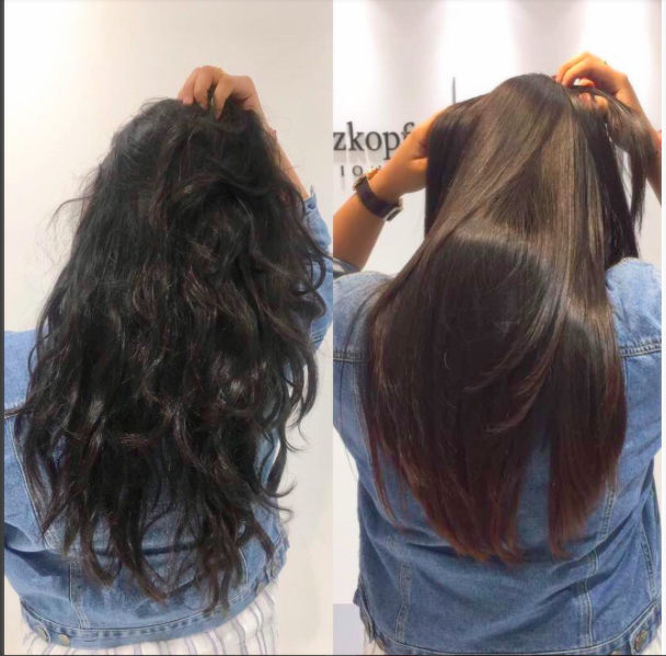 Hair Smoothening Vs. Straightening - Which one to choose?