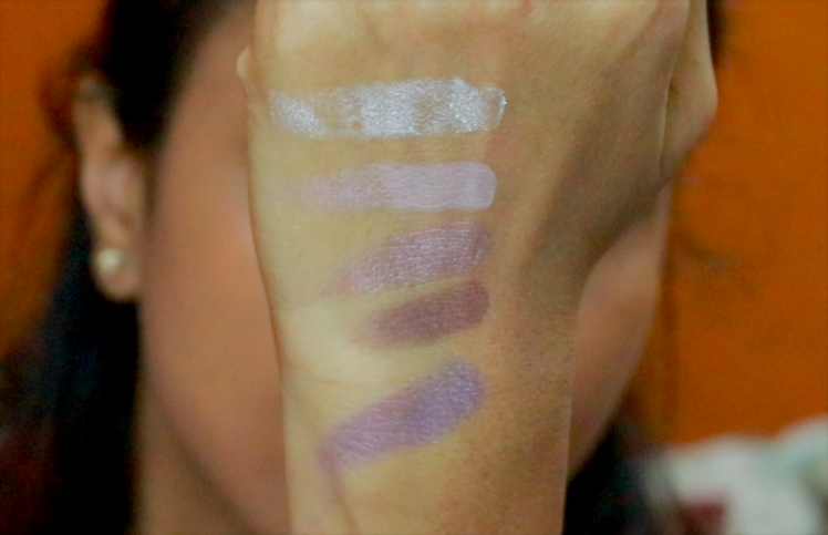 IsaDora Eye Color Bar Smokey Mauves Review Photos Price