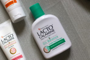 Lacto Calamine Oil Balance Face Wash, Face Scrub, Face Lotion Review