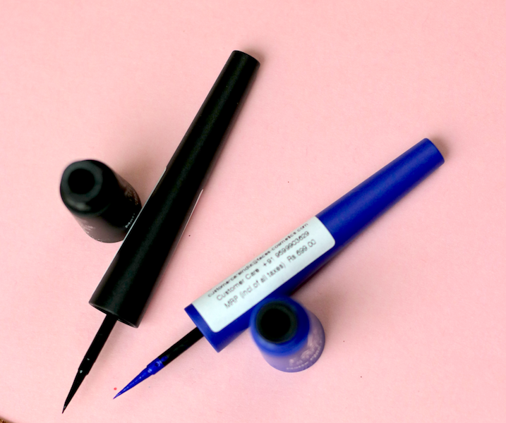 Faces Ultime Pro Matte Play Eyeliner Review Swatches Photos
