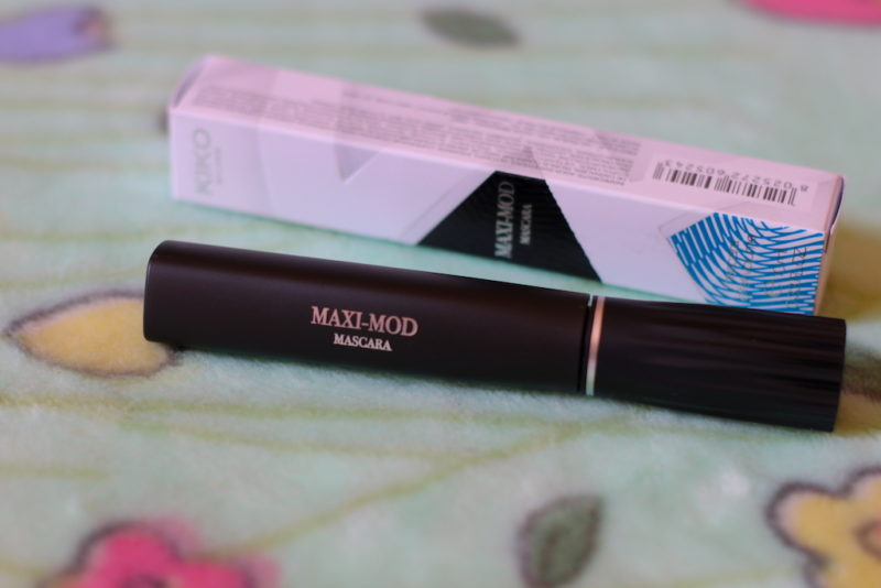 Kiko Milano Maxi Mod Mascara Review Price Photos