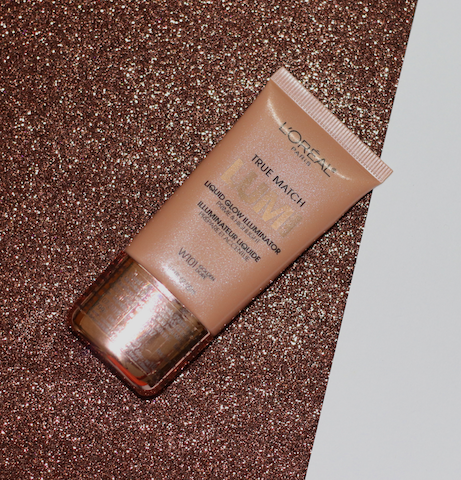 Loreal Golden Dore True Match Lumi Liquid Glow Illuminator Review