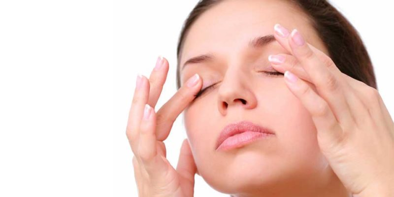 How To Brighten Dark Tired Dull Eye Area Quickly