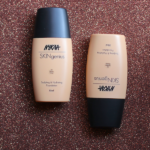 Nykaa SKINgenius Sculpting & Hydrating Foundation Review